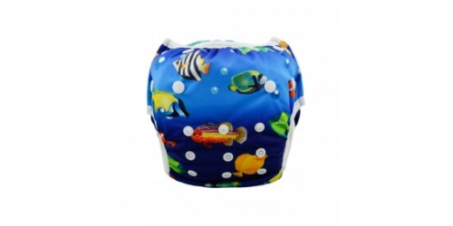 Couche de piscine Alva- Poisson Multicolor