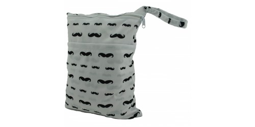 Sac de transport  double compartiment Alva- Moustache
