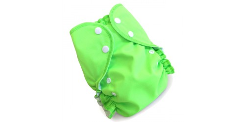 Couche à poche AMP One size Duo- Lime