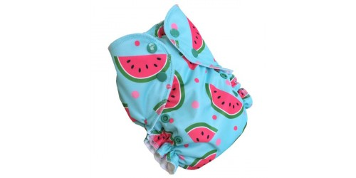 Couche à poche AMP One size Duo- Watermelon