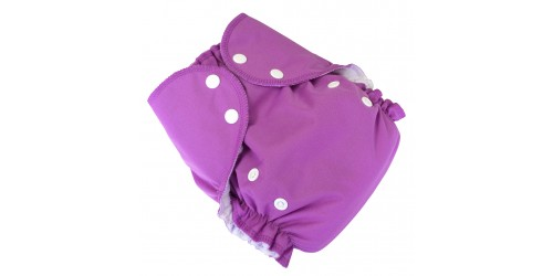 Couche à poche AMP One size Duo- Sugarplum