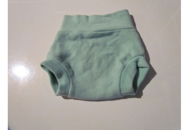 Couvre-couche Bumby vert menthe- Small