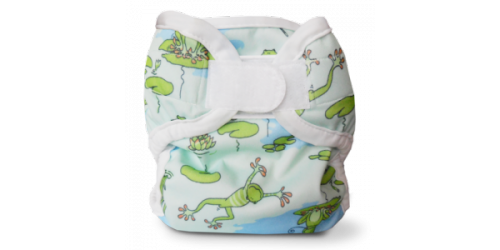 Couvre-couche Super Whisper- Petit- froggy