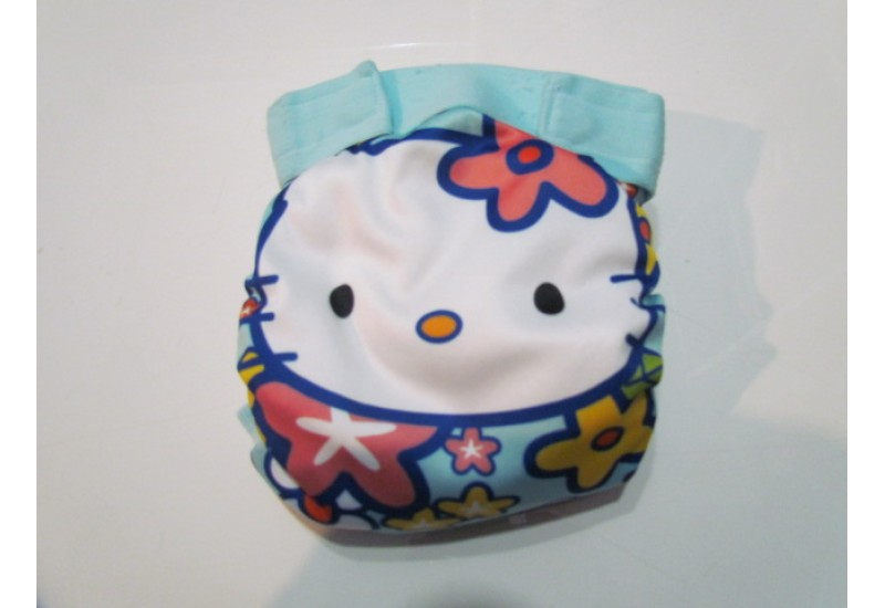 Couche g diaper- Medium- Hello kitty