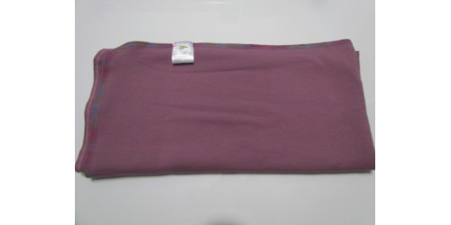 Couche Plate La Laiteuse- Format One size- French Terry- Mauve